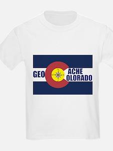 Geocache Colorado T-Shirt