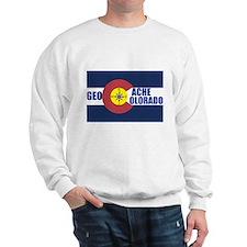 Geocache Colorado Sweatshirt