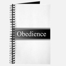 Obedience Journal