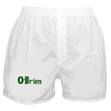 Family O'Brien Boxer Shorts
