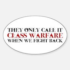 Class Warfare Decal