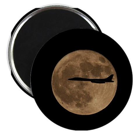 "B1-B Moon Flight 2.25"" Magnet (10 pack)"