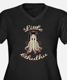 Little Cthulhu Plus Size T-Shirt