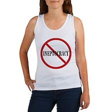 Ineptocracy Women's Tank Top