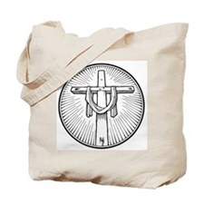 Crucifixition Tote Bag
