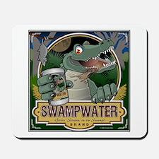 Swampwater Gator Mousepad