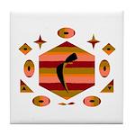 Asteca Tile Coaster