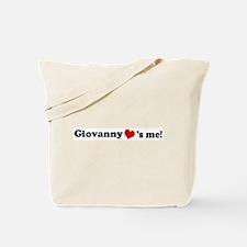 Giovanny loves me Tote Bag