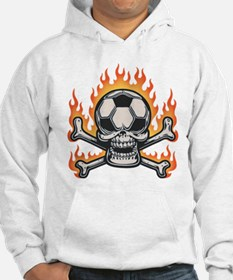 Soccer Pirate IV -flm Hoodie