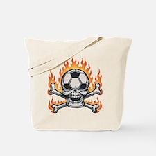 Soccer Pirate IV -flm Tote Bag