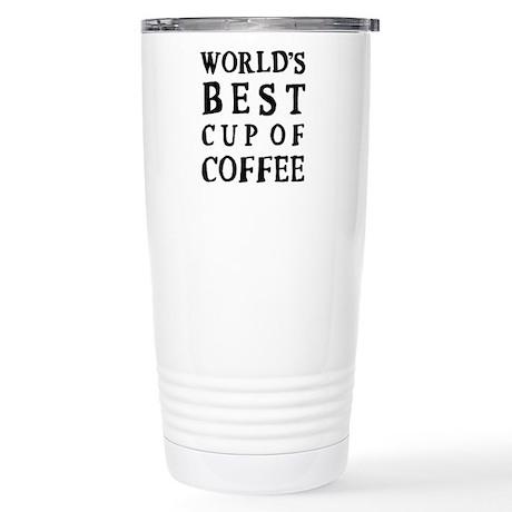 World 39 S Best Cup Of Coffee Travel Mug By Jennscartoons