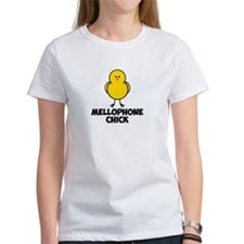 Mellophone Chick Tee