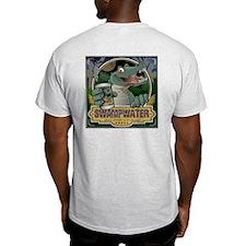 Swampwater Gator Ash Grey T-Shirt