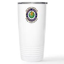 Air Traffic Controller Travel Coffee Mug