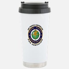 Air Traffic Controller Travel Mug