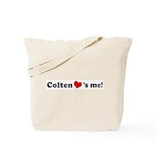 Colten loves me Tote Bag