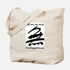 All wu, no woo. Tote Bag