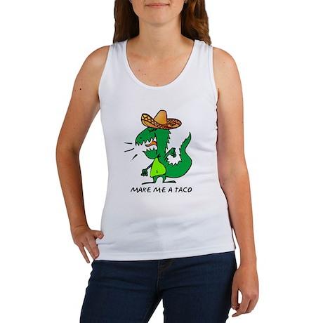 Make Me A Taco Women's Tank Top