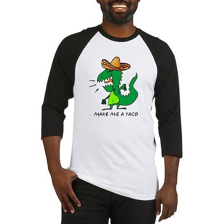 Make Me A Taco Baseball Jersey