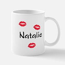 kiss natalie Mug