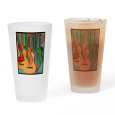 Strings Drinking Glass