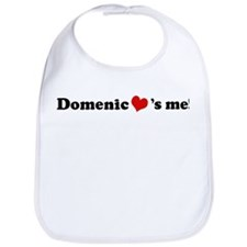 Domenic loves me Bib