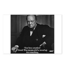 Churchill Postcards (8)
