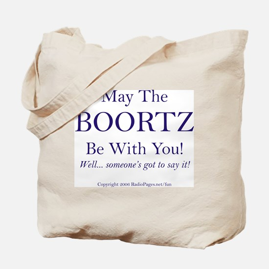 May Boortz Tote Bag