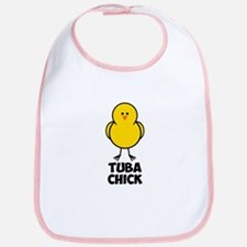 Tuba Chick Bib
