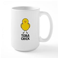 Tuba Chick Mug