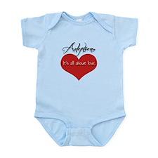 Adoption Love Infant Bodysuit