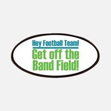 Marching Band Field Patches