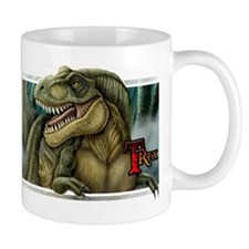 T-rex Mug