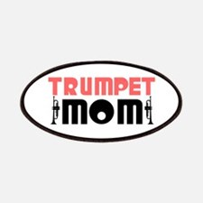 Trumpet Mom Patches