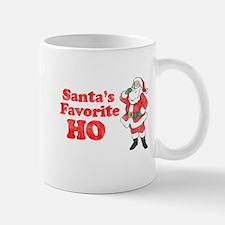 Santa's Favorite Ho! Mug