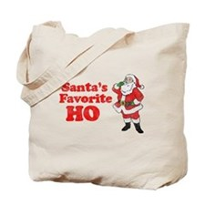 Santa's Favorite Ho! Tote Bag
