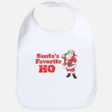 Santa's Favorite Ho! Bib