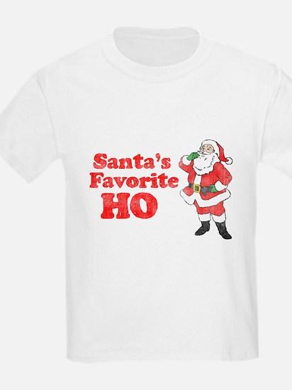 Santa's Favorite Ho! T-Shirt
