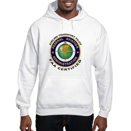 Airline Transport Pilot Hooded Sweatshirt