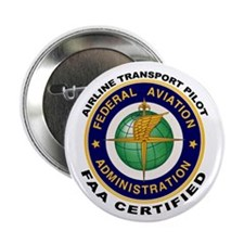 "Airline Transport Pilot 2.25"" Button"