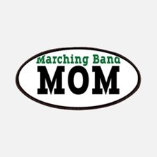 Marching Band Mom Patches