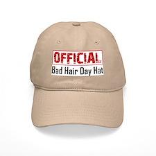 Official Bad Hair Day Hat Baseball Cap