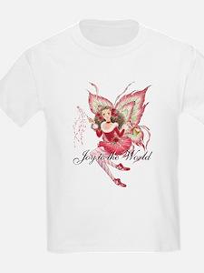 Xmas Ballet Fairy T-Shirt