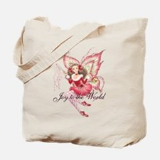 Xmas Ballet Fairy Tote Bag