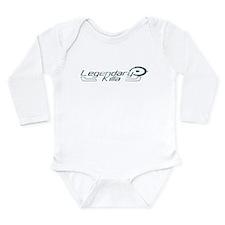 Legendary Killa Long Sleeve Infant Bodysuit