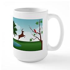Country Life Scene - Mug