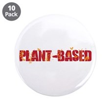 "Plant-based 3.5"" Button (10 pack)"