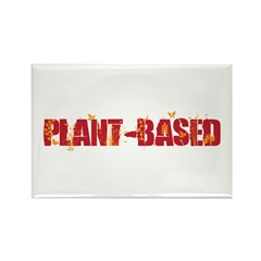 Plant-based Rectangle Magnet (10 pack)