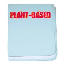 Plant-based baby blanket