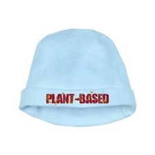 Plant-based baby hat